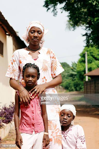 african girls - native african girls stock photos and pictures