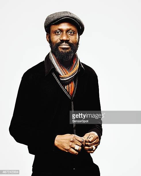 African milieu âge homme portrait.