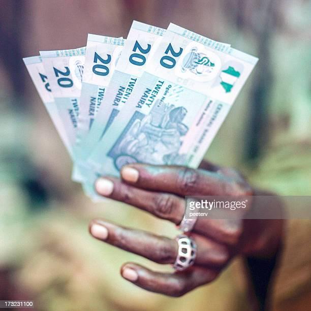African money.