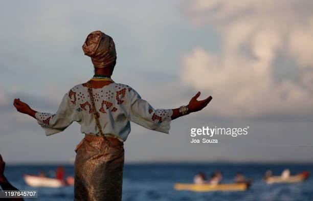 african mother religion - iemanja imagens e fotografias de stock