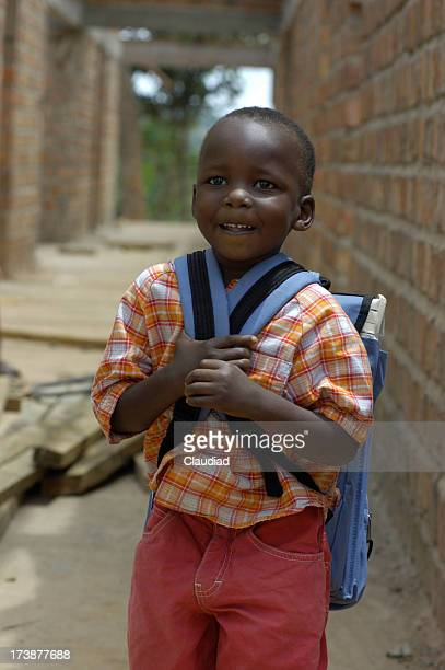 african school girl - uganda stock pictures, royalty-free photos & images