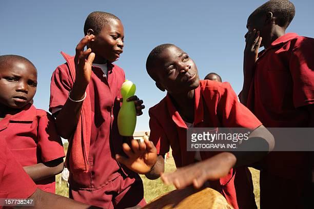 African School Kids