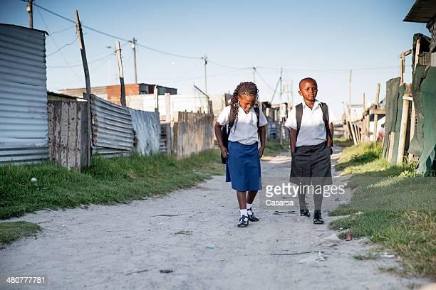 École enfants africains