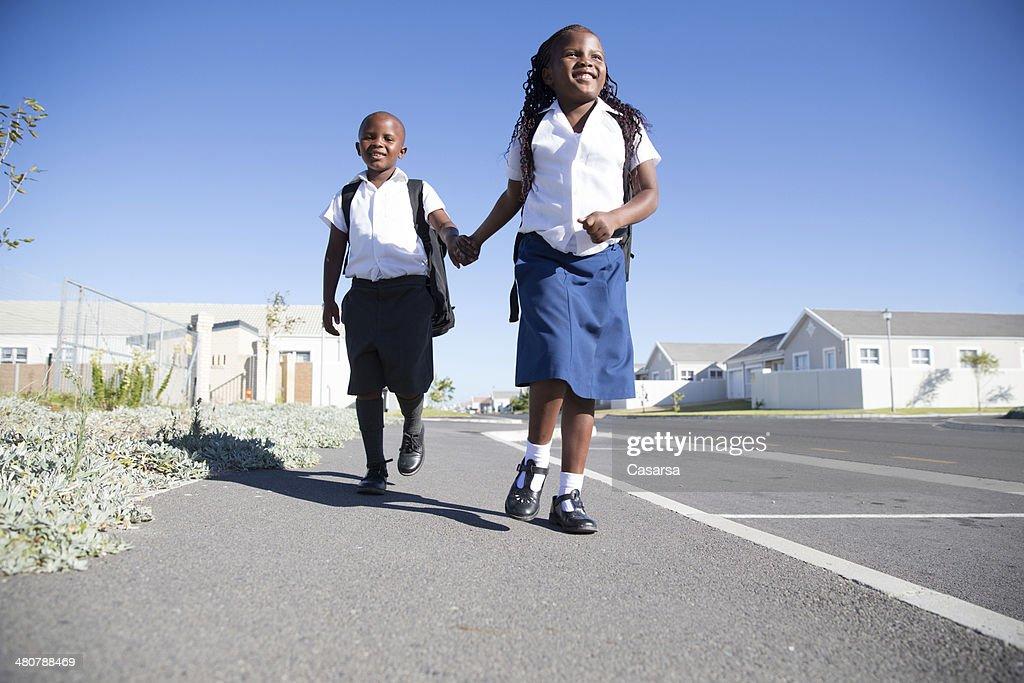 African School kids : Stock Photo