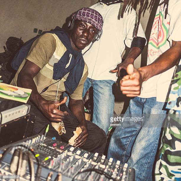african sound. - reggae stock photos and pictures