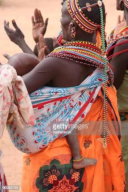 Danse tribale africaine