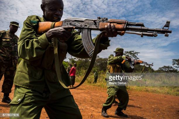 African Union Ugandan Armed forces UPDF train a new battalion at Obo Central African Republic The Ugandan contingent as well as the Africom American...