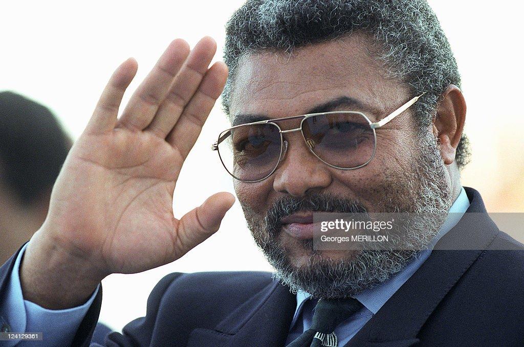 O.U.A. African Unity Organization Summit In Sirte, Libya In September, 1999. : News Photo