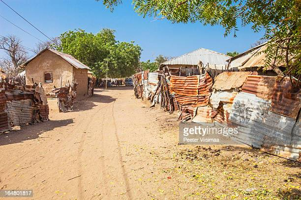 african village. - village stock pictures, royalty-free photos & images