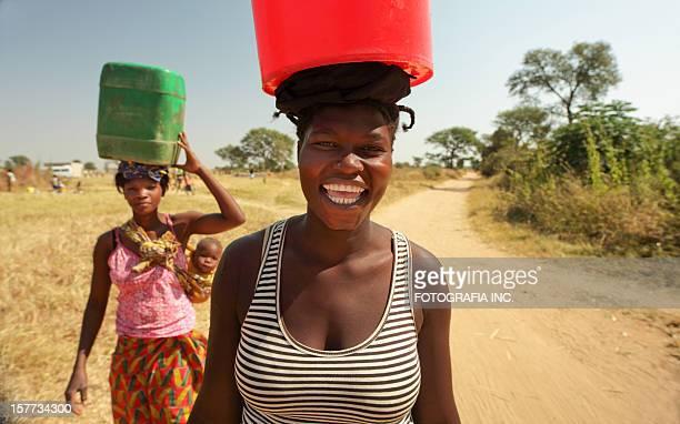 アフリカの女性 - ザンビア ストックフォトと画像