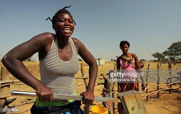 African water Ladies