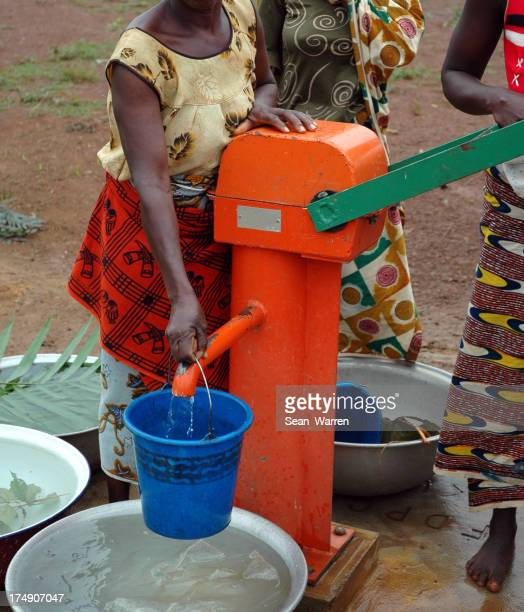 African Well Water