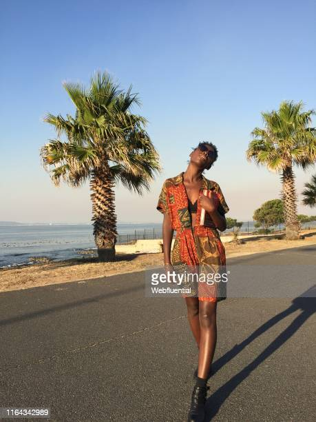 african woman after work - webfluential stock pictures, royalty-free photos & images