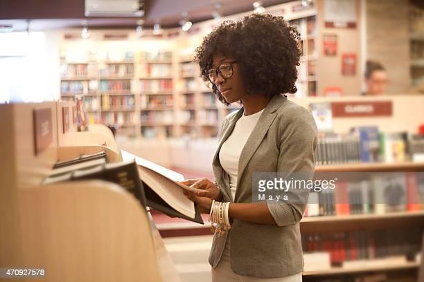 アフリカの女性の書店