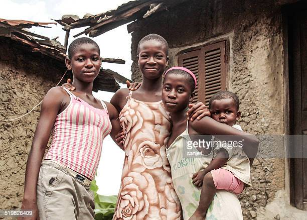 african youth - ghana - ghana stock pictures, royalty-free photos & images