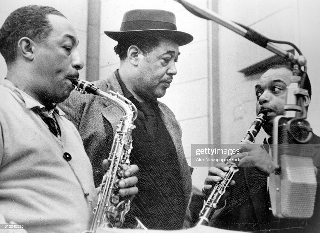 Duke Ellington And A Jazz : News Photo