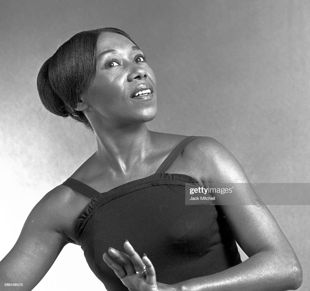 Lavinia Williams : News Photo