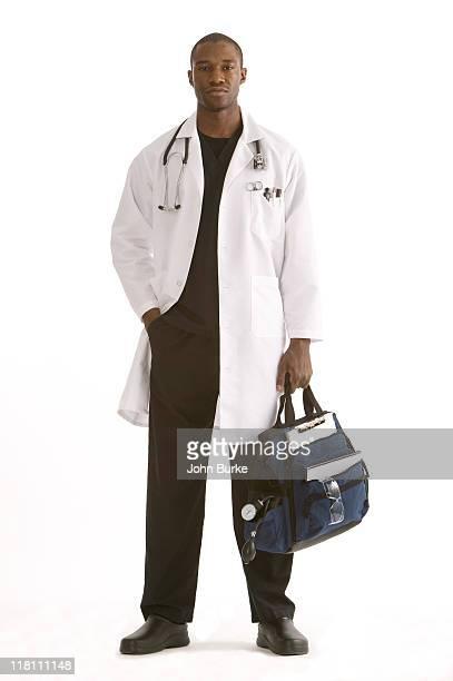 African-American doctor