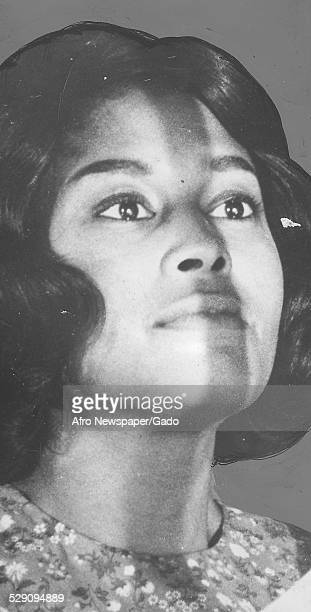 AfricanAmerican jazz vocalist songwriter and actress Abbey Lincoln March 27 1965