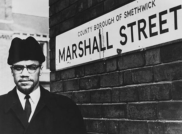 Malcolm X In Smethwick Wall Art
