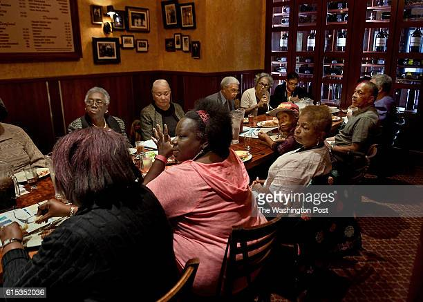 AfricanAmerican physician Omega Silva met over lunch with ACLU advocates and members of the DC Commission on Aging about the next steps for the...