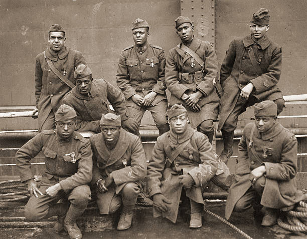 NY: In The News: WWI Harlem Hellfighters Earn Congressional Gold Medal