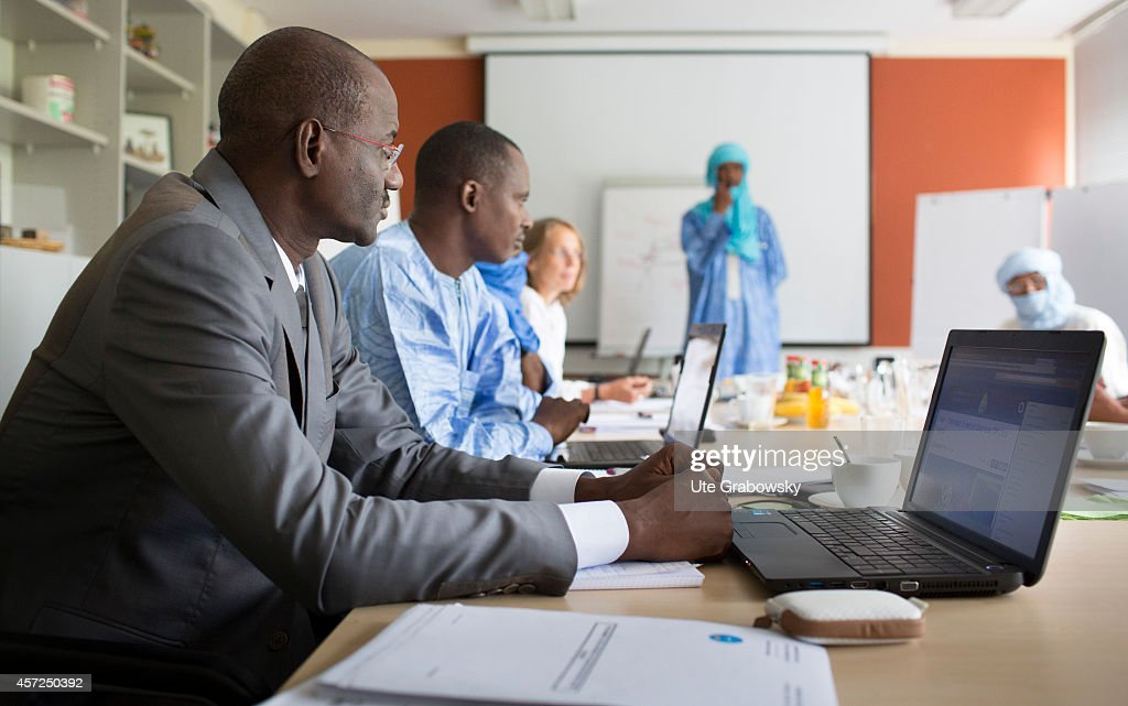 Project Development At The Aid Agency Care International : News Photo