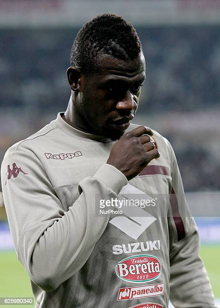 Afriyie Acquah during Serie A match between Juventus v Pescara in Turin on november 19 2016