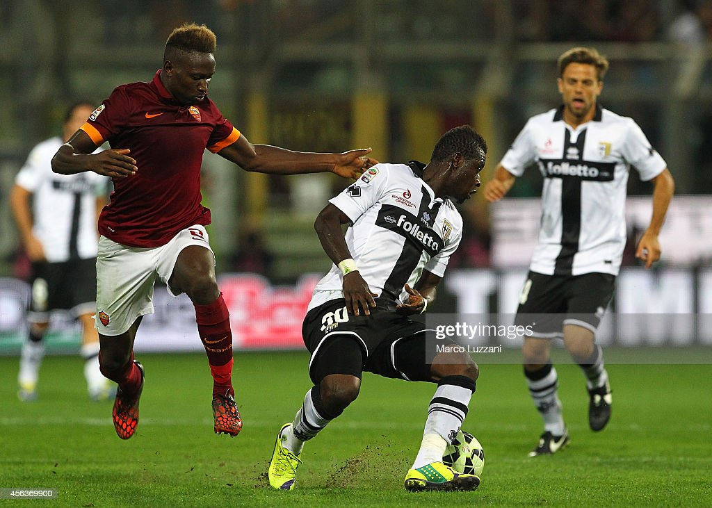 Parma FC v AS Roma - Serie A : News Photo