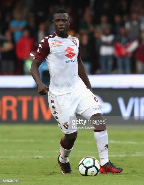 Afriyie Acquah of Torino during the Serie A match between Benevento Calcio and Torino FC at Stadio Ciro Vigorito on September 10 2017 in Benevento...