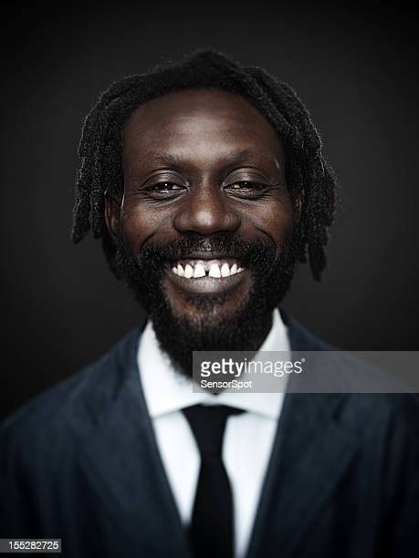 Homme Afro-américain