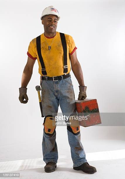 Afro-American carpenter