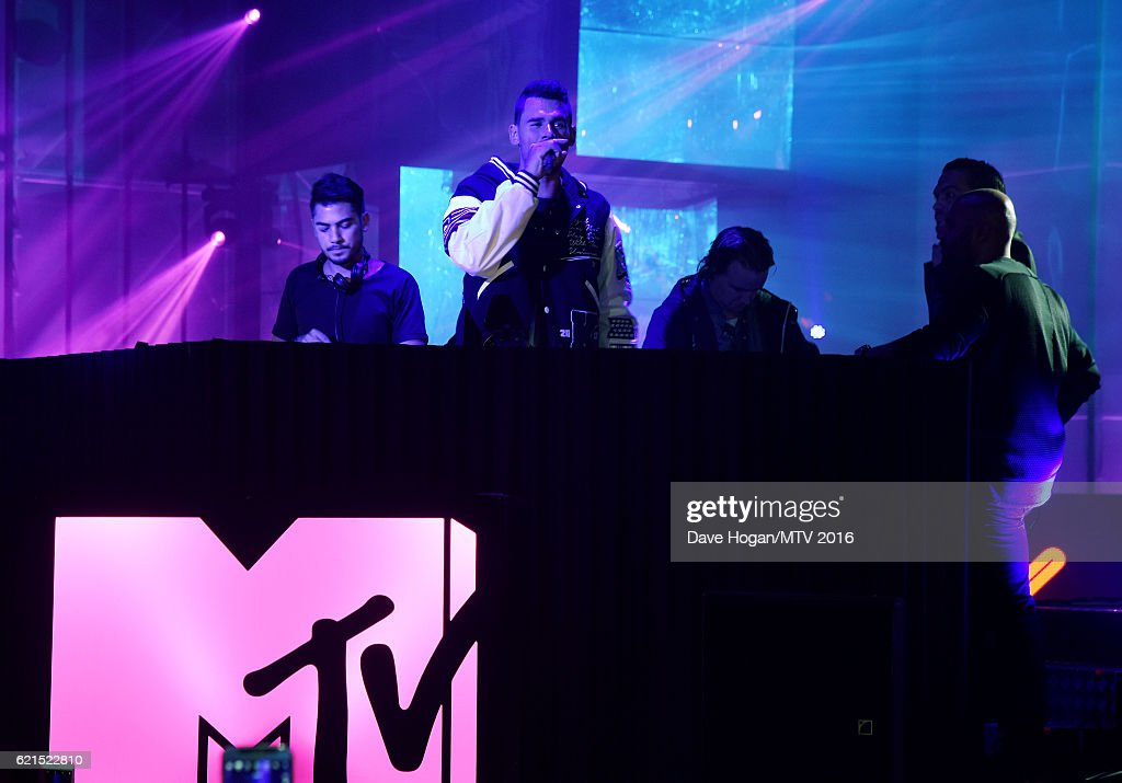 Afrojack attends the After Party for the MTV Europe Music Awards 2016 on November 6, 2016 in Rotterdam, Netherlands.