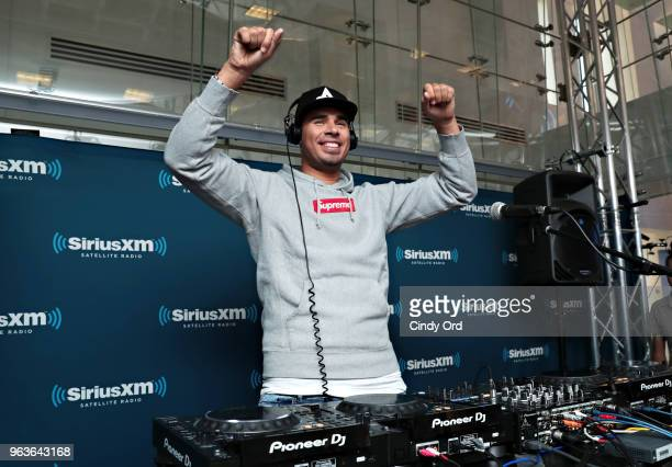 Afrojack performs at the SiriusXM Studios on May 29 2018 in New York City