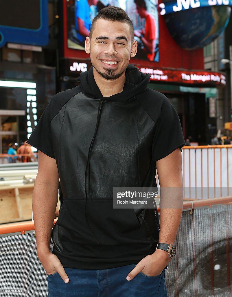 SFX Entertainment And Afrojack Ring The NASDAQ Closing Bell