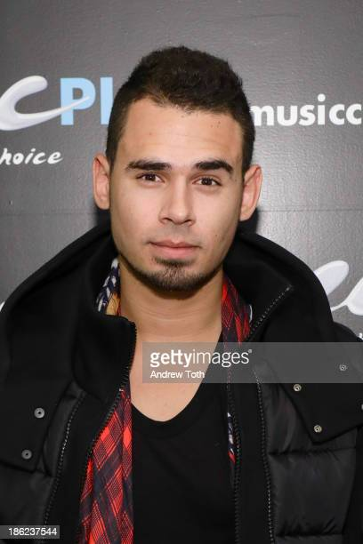 Afrojack stops by Music Choice Play for You A on October 29 2013 in New York City