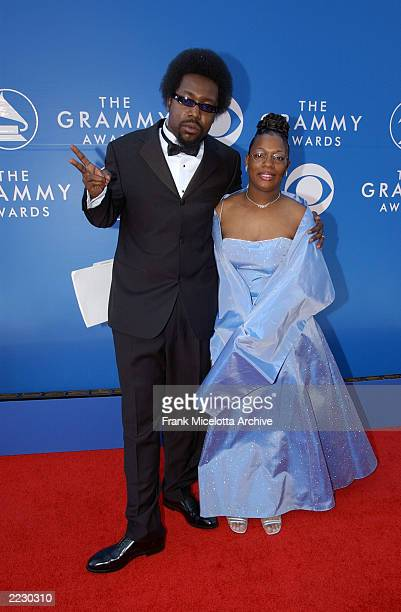 Afroman and Kaisha at the 44th Annual Grammy Awards at the Staples Center in Los Angeles CA 2/27/2002 Photo by Frank Micelotta/Getty Images
