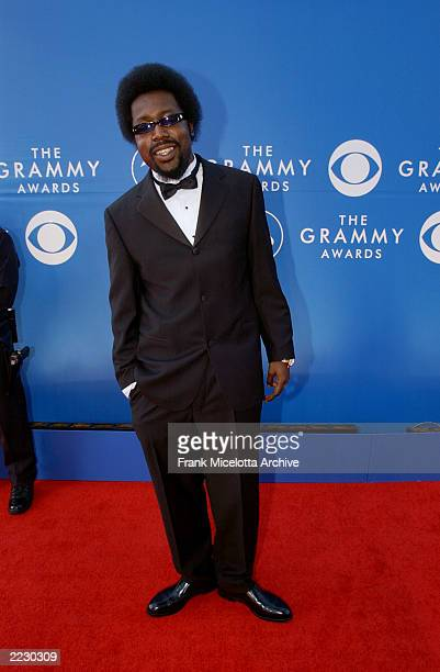 Afroman at the 44th Annual Grammy Awards at the Staples Center in Los Angeles CA 2/27/2002 Photo by Frank Micelotta/Getty Images