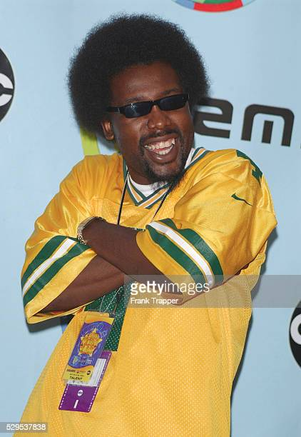 Afroman backstage at the 2001 Radio Music Awards held at the Aladdin Resort and Casino