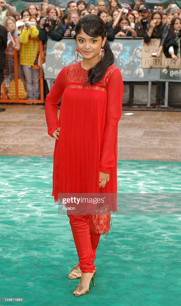 Afshan azad attending harry potter and t pictures getty images afshan azad attending harry potter and the order of the phoenix uk premiere odeon leicester thecheapjerseys Choice Image