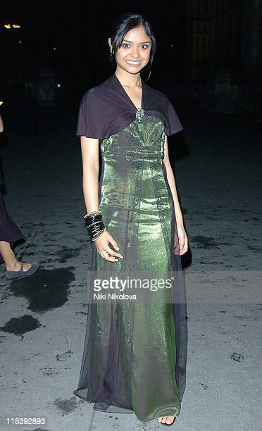 Afshan azad stock photos and pictures getty images afshan azad during harry potter and the goblet of fire world premiere after party altavistaventures Choice Image