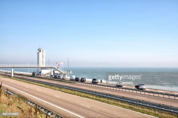 Afsluitdijk - The Netherlands