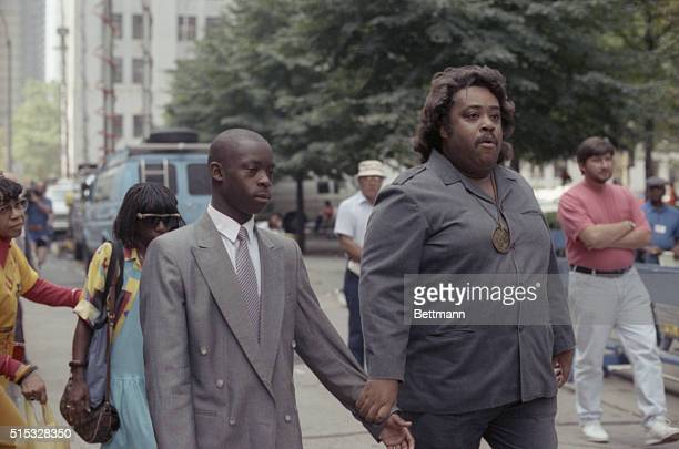 After 10 days of deliberation the jury of 10 men and 2 women at State Supreme Court in Manhattan 8/18 found Yusef Salaam Anton McCray and Raymond...