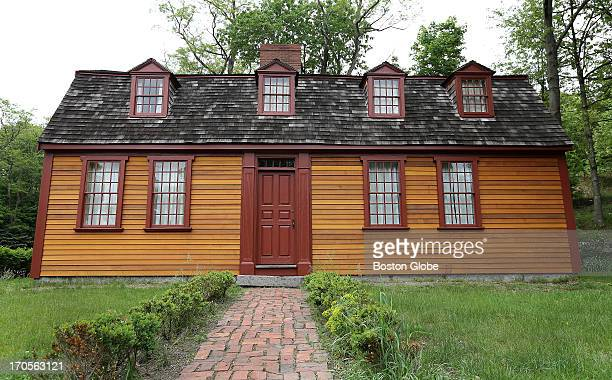 After a $150000 structural and exterior restoration the Abigail Adams Birthplace in North Weymouth will open to the public in June