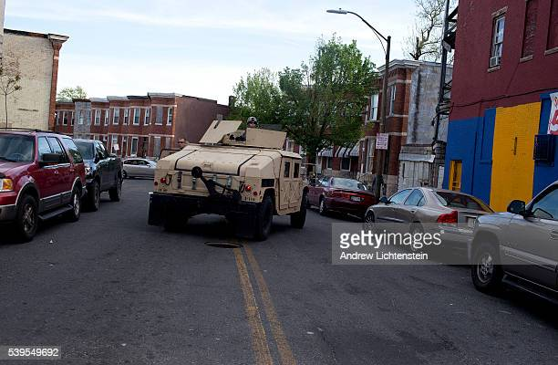 After a CVS store was burned in West Baltimore during a riot to protest the death of Freddie Gray while in police custody the corner of North Avenue...