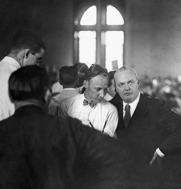 TN: 21st July 1925 - John Scopes Found Guilty Of Teaching Evolution
