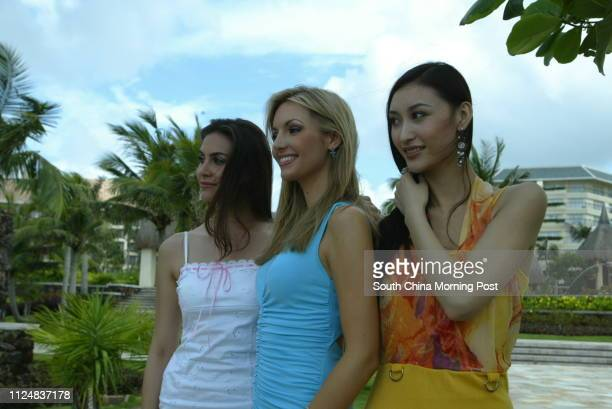 After being held in a different city every year the big Miss World contest seems to have found a semipermanent home on Yalong Bay near Sanyav In 2003...