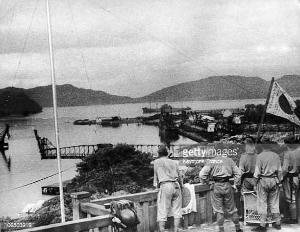 After Besieging The Main Sumatra Islands In February 1942 Japanese Forces Land At Sabang On The NorthWest Of The Indonesian Archipelago On April 12Th...