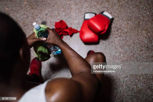 Après la boxe