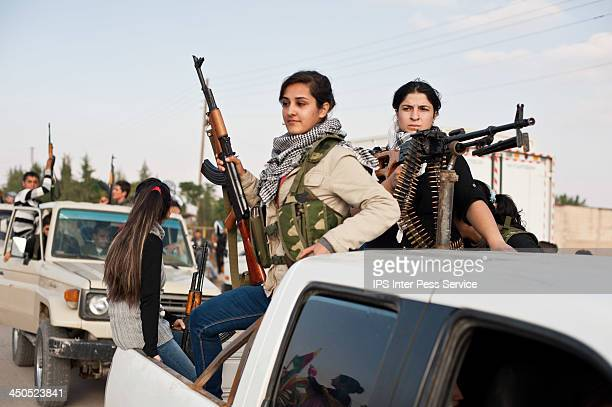 CONTENT] After decades of brutal repression at the hands of President Assad and earlier his father president Hafez Assad Syrian Kurds had attempted...